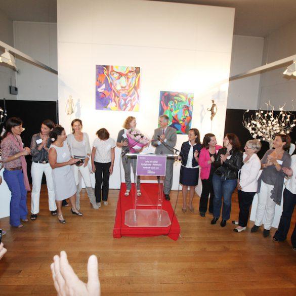 """Exposition """"Arts en Scène"""" – 2011"""