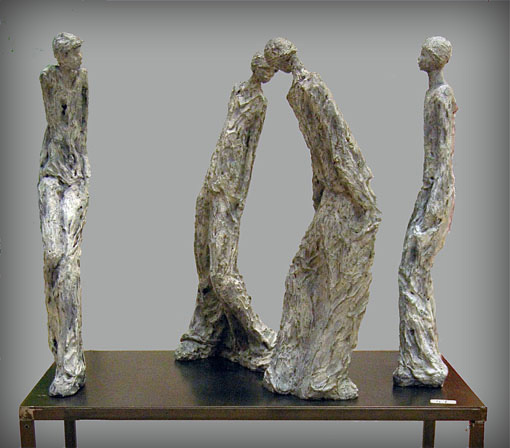 Exposition à l'Espace Galerie du SEL – 2010