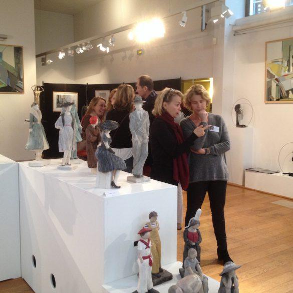 """Exposition """"Arts en Scène"""" – 2e édition – 2014"""