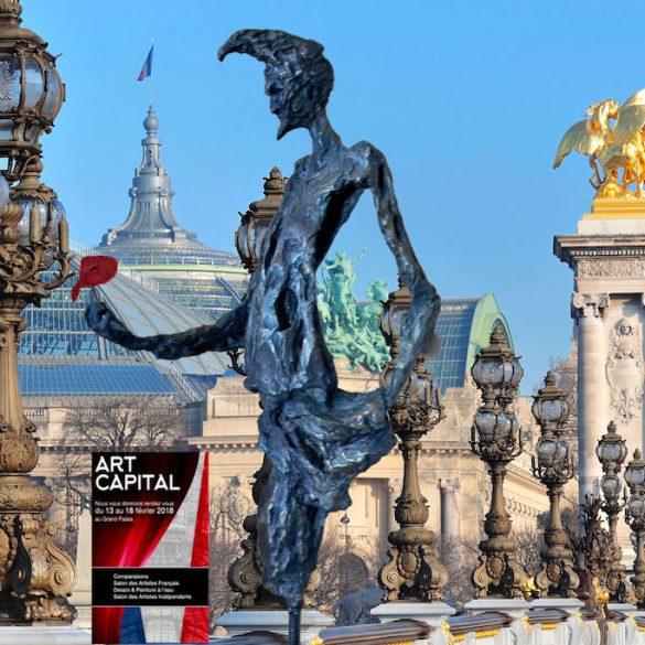 Art Capital au Grand Palais à Paris – Du 13 au 18 Février 2018