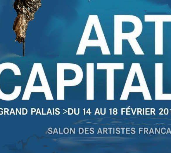 Art Capital au Grand Palais à Paris – Médaille d'argent !